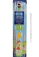 Детская электрическая зубная щетка Oral-B Stages Power