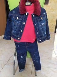 Комплект одежды Mayoral для маленькой модницы 18-24