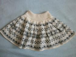 Фирменная, теплая юбочка