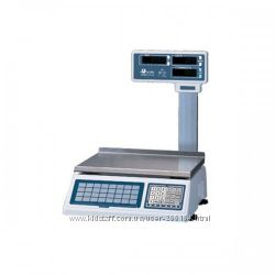 Весы торговые Acom PC-100E