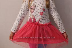 Платье Nova Frozen 3-4 года и  4-5 лет