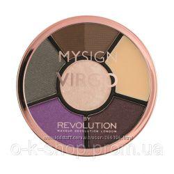 Палетка для макияжа глаз Makeup Revolution Complete Eye Base
