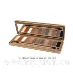 Палетка теней для век BEAUTY CREATIONS - Barely Nude Eyeshadow Palette