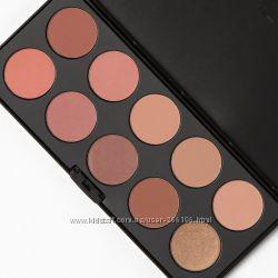 Палитра румян BH Cosmetics Nude Blush - 10 цветов