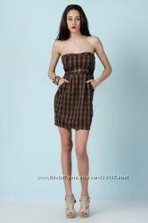 Стильное платье Stradivarius