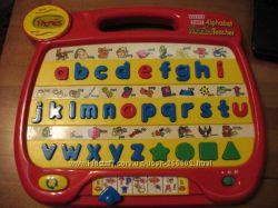 Музыкальная азбука Vtech Alphabet Phonics Teacher на английском языке