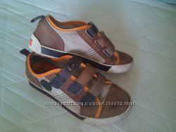 Туфли, кеды, кросовки хайтопы timberland, размер 36, 23 см