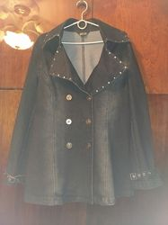 Куртка пиджак 46-48