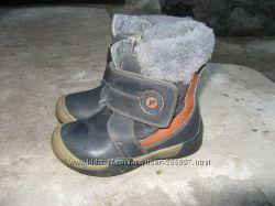 Зимние ботинки для мальчика Flamingo