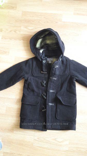 Пальто НМ 3-4 года на рост 104-110