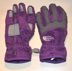 Перчатки The North Face р. М 10-12 лет. Оригинал.