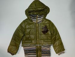 Распродажа. Классные демисезонные куртки на девочек 122-134см
