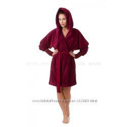 Флисовый халат Envie размер L Распродажа