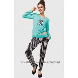 Стильная пижама Key размер XL