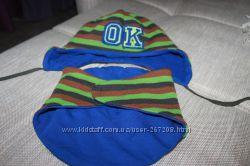 Шапка и шарф, 104110