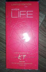 Avon парфюмированная вода Life Kenzo для нее
