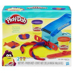 Play Doh Fun Factory Set Пластилин Плей до Веселая Фабрика