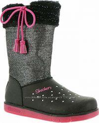 мигающие ботинки сникеры сапоги Skechers