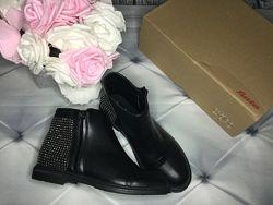 Итальянские ботинки bata челси