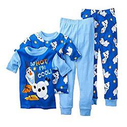 Пижама Disney Frozen Olaf 4 единицы