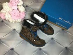 Columbia ботинки сапоги зимние оригинал США