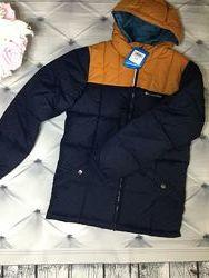 Зимняя куртка Columbia  L 148- 156 рост