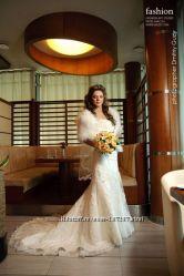 Шикарное свадебное платье коллекция Sincerity 2012