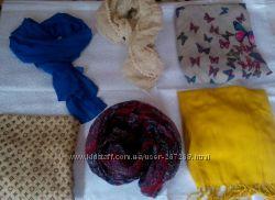 Продам свої красиві весняні шарфіки