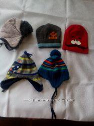 Красиві теплі шапки