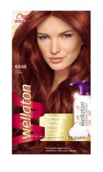 Краска-мус для волос Wellaton