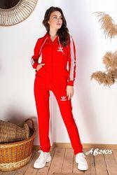 Женские спортивные костюмы Adidas в наличии норма и батал