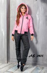 Большой выбор женских лыжных костюмов