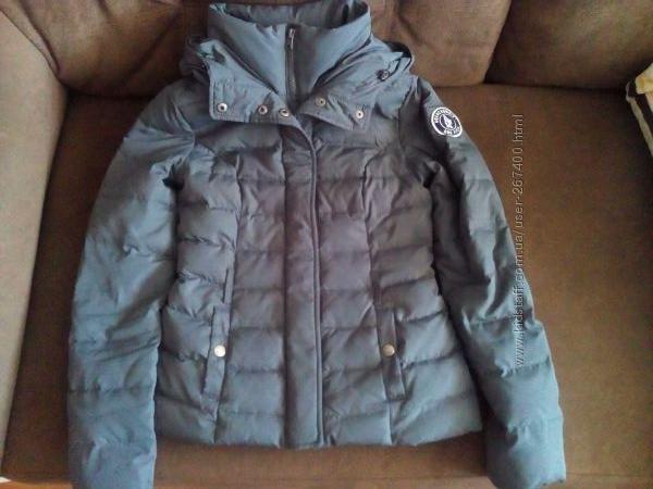 Пуховая куртка Abercrombie& Fitch