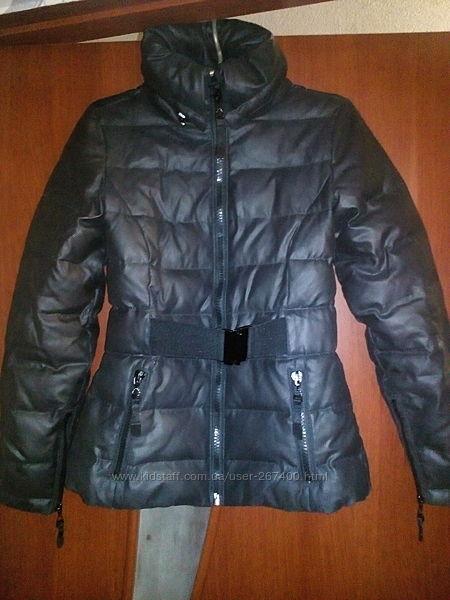 Пуховая куртка Bershka