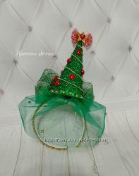 Шляпка-корона для Ёлочки