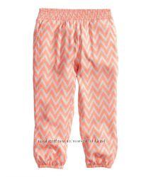 Летние штаны для девочек от Н&M.