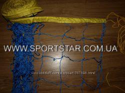 Сетка волейбольная цветная пр-ва Украина Новая