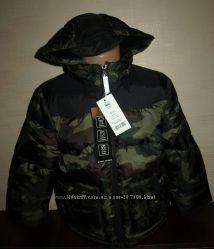 Курточка George милитари теплая на синтепоне для мальчика 4-5 лет