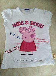 футболка с Peppa