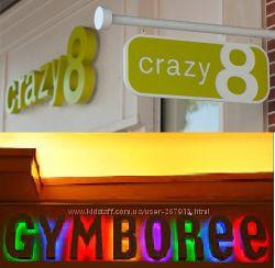 Crazy8 минус 18 Gymboree минус 20