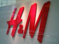 H&M Англия без комиссии