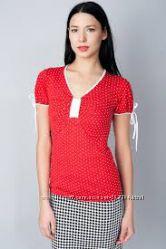 Блузка ТМ LILA размер  L  -  наш 48-50 цену снизила