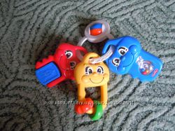 Фирменные игрушки.
