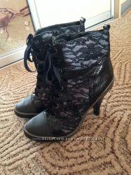 Оригинальные ботиночки