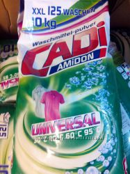 Cadi Amidon 10кг, стиральный порошок, не поддлека, Польша