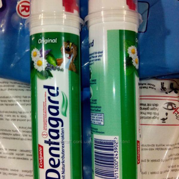Зубная паста, Colgate Dentagard 100мл, с дозатором