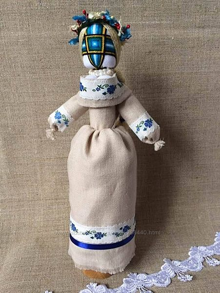 Кукла-мотанка, лялька-мотанка 28 см, всі в єдиному екземплярі