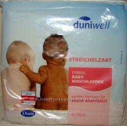 Салфетки -мочалки Duniwell