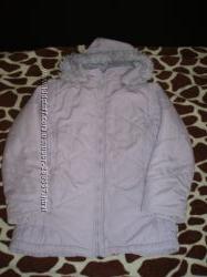 Деми куртка 140