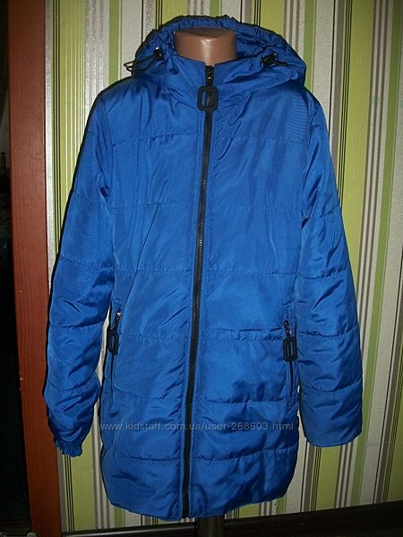 деми куртка на 9-10 лет